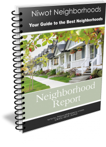 Niwot Neighborhood Report